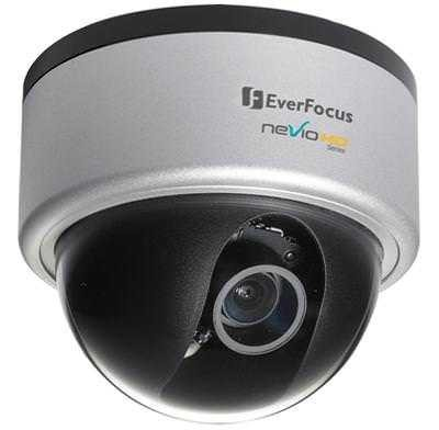 Camera IP de tip Dome pentru interior, Everfocus EHN3200  - EverFocus