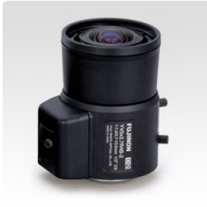 "Lentila cu iris manual 1/3"" 2.7-13.5mm F1.3 - C, UTC Fire & Security YV5x2.7R4B-2"