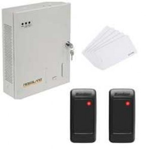 Kit CA care contine o centrala AC215IP, Rosslare AC-215 IP KIT  - Rosslare