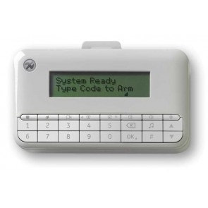 Tastatura LCD wireless 868 Mhz GEN2, UTC Fire & Security NX-1048-R-W  - Utc Fire & Security