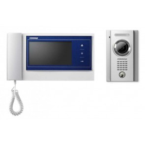 "Set videointerfon color, monitor LCD 7"" CDV-70K, Commax COLOR FAM  - Commax"