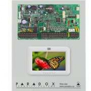 Kit antiefractie, Paradox SP 7000 + Touch Screen TM50  - Paradox