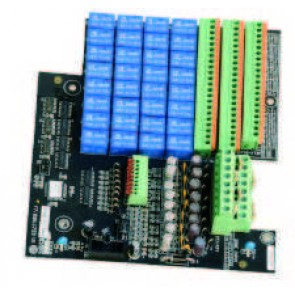 Modul relee, UTC Fire & Security RB116A