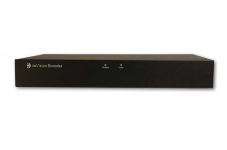 Network Video Recorder cu 16 canale, TruVision TVE-1600