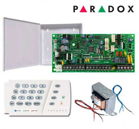 Kit antiefractie, Paradox Kit S4P