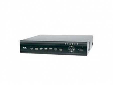 DVR TVT 8 canale video, 2 canale audio, compresie H.264, display:200fps inregistrare: CIF-200fps, D1-50fps, video out: 2* BNC & vga 1280x1024 ptz, lan, dual stream fara main stream, 2*USB, playback 8ch, mouse. CMS IE/Safari/Mozilla, Chrome. Smart phone 3G