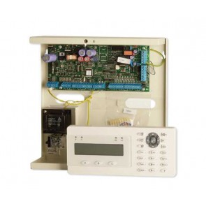 Centrala avansata de control acces cu 8 - 32 zone, UTC Fire & Security ATS1000A-SM