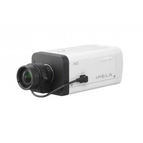 Camera de supraveghere IP tip Box de interior, Sony SNC-CH140