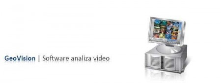 Soft de analiza video, raport web cu detectie faciala, GeoVision GV-AVP  - Geovision