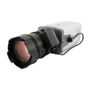 Camera IP de tip Box pentru interior, Intellio ILD-810B  - Intellio