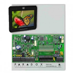 Kit antiefractie, Paradox SP 7000 + Touch Screen TM70  - Paradox