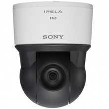 Camera IP de tip Speed-Dome de interior, SONY SNC-ER580  - Sony