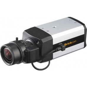 Camera IP de tip Box pentru interior, Brickcom FB-300Np  - Brickcom