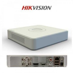 DVR TURBO HD 4 Ch IN Video, Hikvision DS-7104HGHI-F1