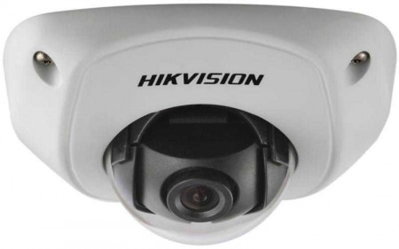 Camera IP de tip Mini-Dome pentru exterior, Hikvision DS-2CD7153-E