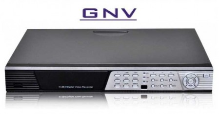DVR Stand Alone, compresie H.264, 8 canale video, 200fps, GNV GNV-KD08H