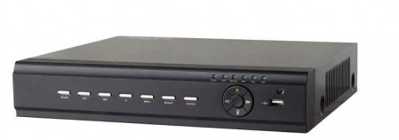 Network Video Recorder IP cu 4 canale, TVT TD-2804NS-A