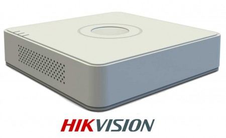 DVR TURBO HD - 16 Ch IN Video, Hikvision DS-7116HQHI-F1/N