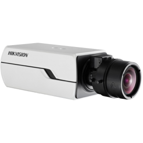 Camera IP de tip Box pentru interior, HikVision DS-2CD4024F-A  - HikVision