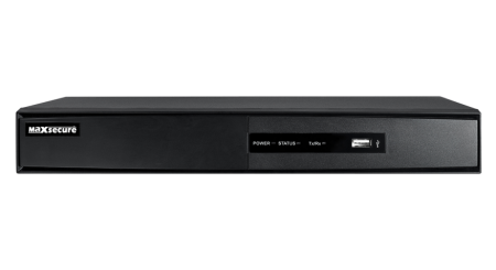 DVR TURBO HD 3.0, 8 Ch IN Video, Hikvision DS-7208HQHI-F1/N