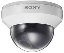 Camera de supraveghere video de tip dome, de interior, Sony SSC-FM531  - Sony