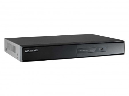 DVR TURBO HD 4 Ch IN Video, Hikvision DS-7204HQHI-F1/N  - HikVision